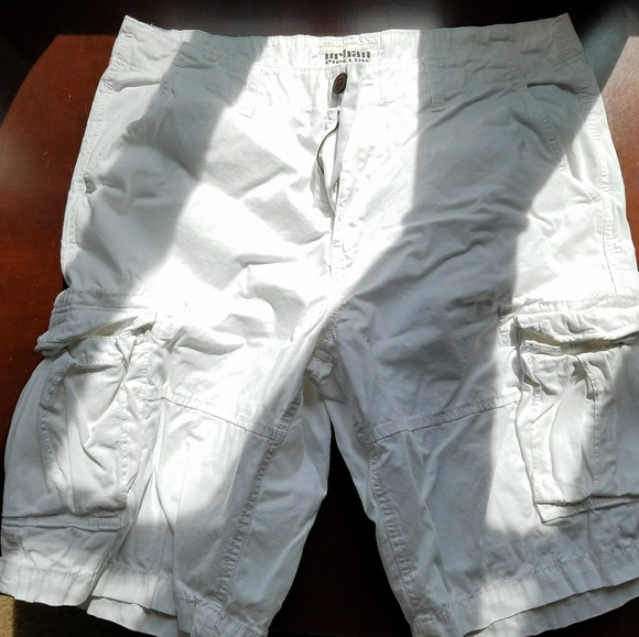 urban pipeline Other - White cargo shorts